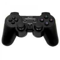 GAMEPAD CORSAIR Esperanza EG106 DO PS2 PS3 PC USB WIBRACJE