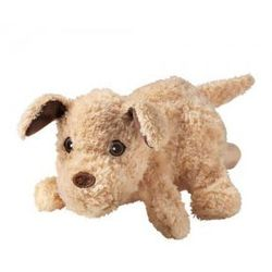 HUNDTASS Pacynka, pies, jasnobrązowy - oferta [05846220750586c9]