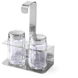 Zestaw do przypraw, dwuczęściowy sól i pieprz | HENDI, 460009
