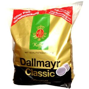 classic pads 100 szt. marki Dallmayr