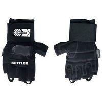 KETTLER - 7371-438 - Rękawiczki treningowe Pro dla mężczyzn (XL) - XL
