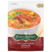 50g pasta curry czerwona | darmowa dostawa od 150 zł! wyprodukowany przez Kanokwan
