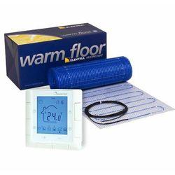 Mata grzejna mg-160 560w / 3,5m2 / 0,5x7m + termostat elr 20 marki Elektra