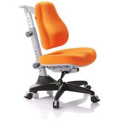Fotel regulowany Ergodesk COMF-PRO Match - Czerwony