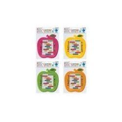 Liczydło fun&joy plastikowe 10-rzędowe jabłko (5903714506415)