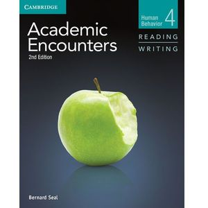 Academic Encounters: Human Behavior. Reading & Writing. Podręcznik + CD (2012)
