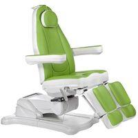 Elektryczny fotel kosmetyczny Mazaro BR-6672C Ziel z kategorii urządzenia i akcesoria kosmetyczne