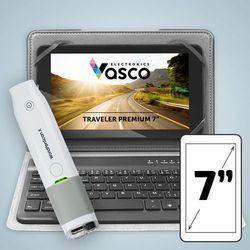 """Vasco traveler premium 7"""" z klawiaturą i skanerem marki Vasco electronics"""