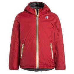 KWay JACQUES Kurtka puchowa red scarlet/grey magnet - produkt z kategorii- kurtki dla dzieci