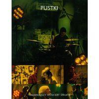 Agora Pustki. najmniejszy koncert świata (książka + dvd)