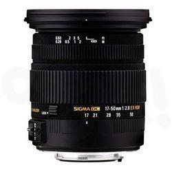 Sigma 17-50 f/2,8 EX DC HSM Pentax - produkt w magazynie - szybka wysyłka! z kategorii Obiektywy fotograficzn