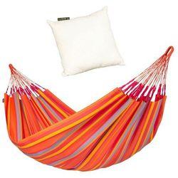 - brisa toucan - klasyczny hamak dwuosobowy outdoor marki Lasiesta