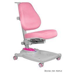 Fotel dziecięcy eddy różowy marki Unique