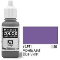 Vallejo Farba Nr46 Violet Blue Matt 17ml, kup u jednego z partnerów