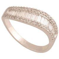 Nie Złoty pierścionek z brylantem dp072 b, kategoria: pierścionki i obrączki