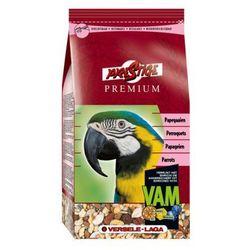 Versele laga Versele-laga parrots premium pokarm dla dużych papug 1kg