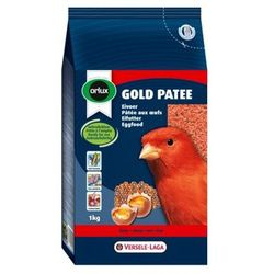 Orlux Gold Patee Canaries red 1kg - sprawdź w Lorysa