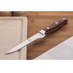 Gerpol / gerpol noże i nożyczki / noże nkb5 Gerpol nóż uniwersalny nkb5 12 cm z drewnianą rękojeścią