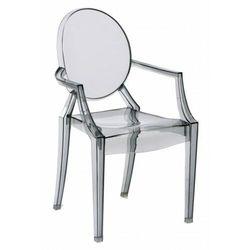 Krzesło dziecięce Royal Junior szary