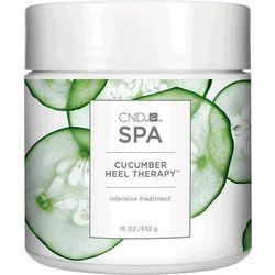 CND SPA Cucumber Heel Therapy Intensive Treatment 425 g Krem Do Stóp Z Odciskami