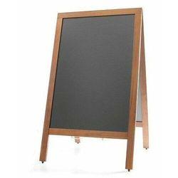 Hendi tablica wolnostojąca z drewnianą ramą   różne wymiary - kod product id