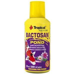Tropical Bactosan pond klaruję wodę 250ml (5900469342251)