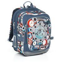 Plecak szkolny Topgal CHI 791 Q - Tyrquise (8592571005673)