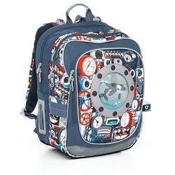 Plecak szkolny Topgal CHI 791 Q - Tyrquise, kup u jednego z partnerów