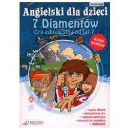 Angielski dla Dzieci 7 Diamentów. Gra Edukacyjna od Lat 7