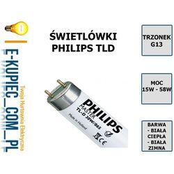 ŚWIETLÓWKA SUPER 80 TLD 36W/865 G13 PHILIPS ze sklepu Sklep elektryczny www.e-kupiec.com.pl