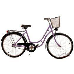 Rower Uniwersal Retro 26_WRZOSOWY + KOSZ 307 (metalowy zawieszany) z kategorii Pozostałe rowery