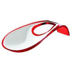 - podstawka pod łyżki - latina - czerwona - czerwona marki Guzzini