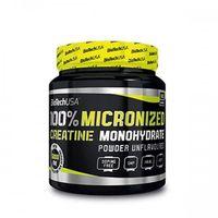 BioTech USA 100% Micronized Creatine Monohydrate 1000g