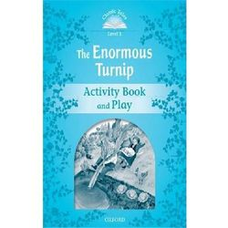 Classic Tales: Level 1: The Enormous Turnip Activity Book & Play, książka z kategorii Literatura obcojęzycz