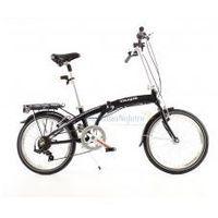 Aluminiowy rower składany SKŁADAK MIFA 7- biegów SHIMANO z bagażnikiem, 22740076112