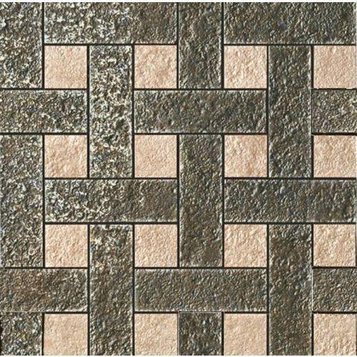PALACE STONE Chesterfield Nero/Rosa 39,4x39,4 (G-57) z kategorii glazura i terakota