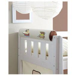 Ticaa wałek/podłówek do łóżka prat kolor beżowo-brązowy marki Ticaa kindermöbel
