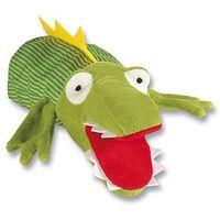 Sigikid  my little theatre pacynka na rękę krokodyl (4001190401833)