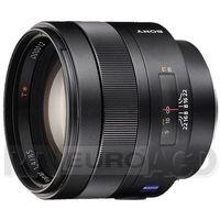 Sony  sal85f14z 85 mm f/1,4 planar t za - produkt w magazynie - szybka wysyłka!
