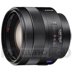 Sony  sal85f14z 85 mm f/1,4 planar t za - produkt w magazynie - szybka wysyłka!, kategoria: obiektywy fotogra