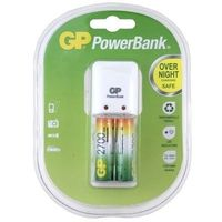 Gp battery Ładowarka gp pb330 + 2 x r6 2700mah