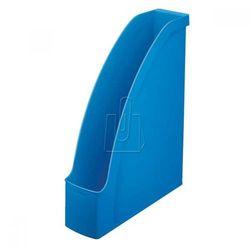 Pojemnik na dok. LEITZ Plus - j.niebieski (4002432101092)
