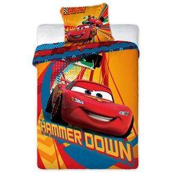 Pościel bawełna 100% licencja160x200 cars 012 marki Disney
