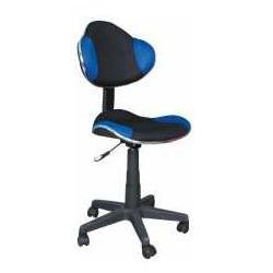 Fotel Q-G2 niebiesko-czarny - ZADZWOŃ I ZŁAP RABAT DO -10%! TELEFON: 601-892-200, SM Ł Kleopatra_20170402162057