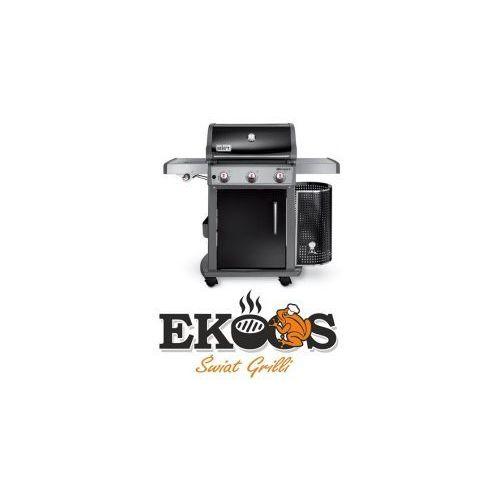 Weber grill gazowy Spirit E-320 Premium GBS, czarny z kategorii poza domem