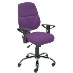 Krzesło obrotowe inspire r10 steel02 chrome - biurowe, fotel biurowy, obrotowy marki Nowy styl