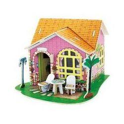 Drewniany dom z meblami -, 80142603004ZA (5609962)
