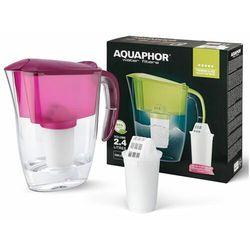 Aquaphor Dzbanek Smile 2,9 l + wkład magnezowy A5 MG fuksja