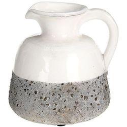 Ceramiczny wazon na sztuczne kwiaty, dekoracje, B01LNL99VK