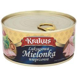 KRAKUS 300g Luksusowa mielonka wieprzowa Konserwa - produkt z kategorii- Konserwy i przetwory rybne